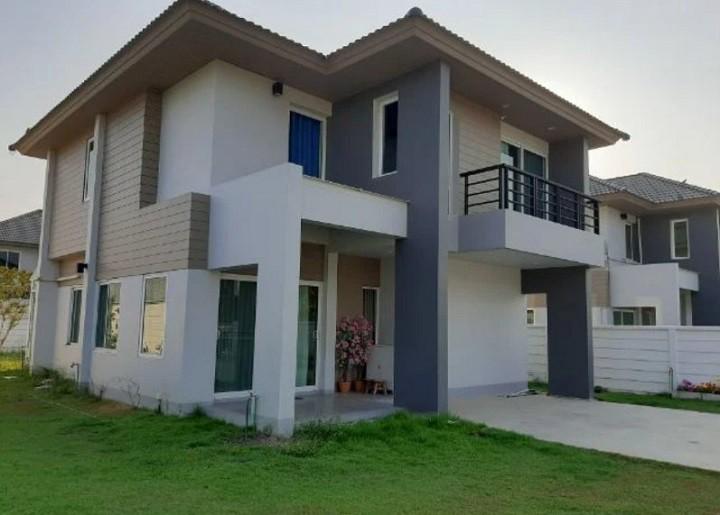 ขายบ้านอารียาโคโม่ ลาดกระบัง สุวรรณภูมิ บ้านเดี่ยว 2 ชั้น